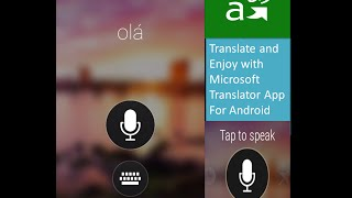 Microsoft Translator App For Android Review (First Look)