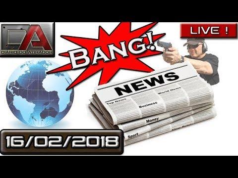 Xxx Mp4 Bang News Semana Do Cão Novas Taurus E Intervenção No RJ 3gp Sex