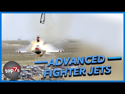 watch Top 7 Most Advanced Fighter Jets In The World