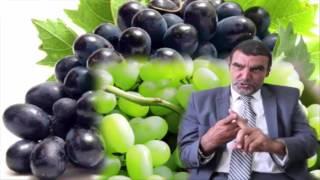 الدكتور محمد الفايد   هل تعلم ما يحصل لجسمك عند أكل  العنب ؟ لن تصدق  استمع و احكم