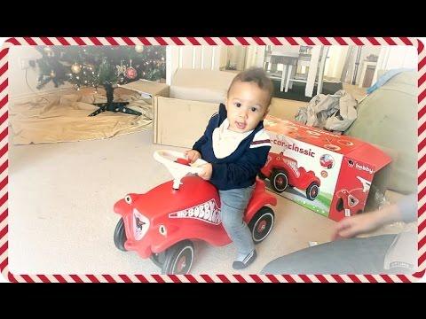 BABY'S FIRST CHRISTMAS GIFT #VLOGMAS WEEK 2 (Part 2) | AdannaDavid