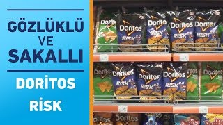 Gözlüklü ve Sakallı: Doritos Risk 2.0 Öğrenci Evine Konuk Olursa