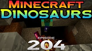 Minecraft Dinosaurs! || 204 || Home away from home