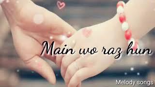 WhatsApp status, udit narayan song....