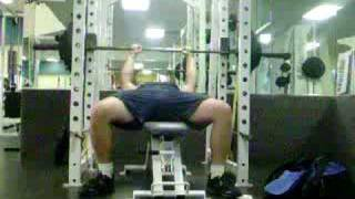 Banded Speed Bench