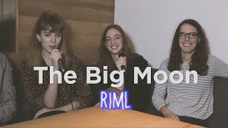 The Big Moon - Records In My Life interview 2017