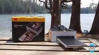 Kodak Printer Dock Español - Revela tus fotos en casa con la mejor calidad