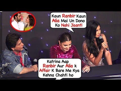 Katrina Kaif's SHOKING Reaction On Alia Bhatt & Ranbir Kapoor