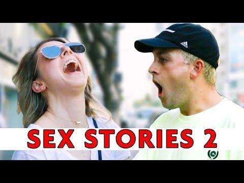 Xxx Mp4 SEX STORIES WITH STRANGERS 2 Chris Klemens 3gp Sex