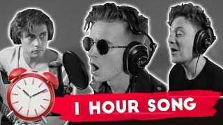 WE WROTE A SONG IN 1 HOUR