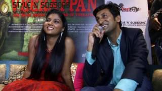 VEERAPAN  movie starcast visit at #STYLENSCISSORS jaipur