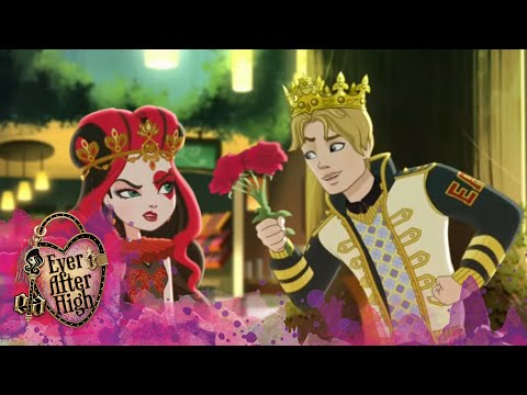 Lizzie Heart's Fairytale First Date | Ever After High™