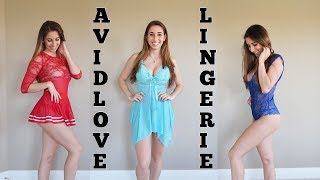 AvidLove Lingerie Try On | On Fire!