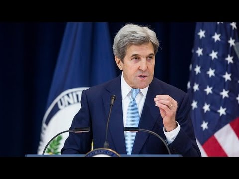 watch John Kerry Calls Out Israel