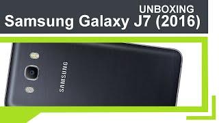 Samsung Galaxy J7 (2016) - Unboxing, Erster Eindruck