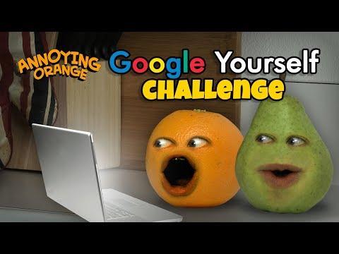 Xxx Mp4 Annoying Orange Google Yourself Challenge 3gp Sex