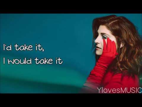 Meghan Trainor Kindly Calm Me Down Lyrics