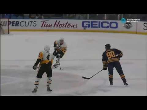 Sidney Crosby One Handed Backhand Goal 3 21 17