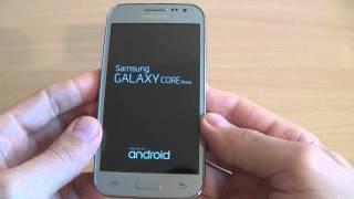 Samsung Galaxy Core Prime G361F - Resetare, deblocare cod de telefon, model ecran hard reset