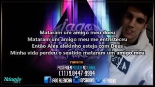 Mc Huguinho - Funk Pede Paz ( Jorgin Deejay ) Com a Letra