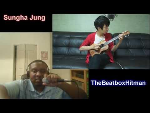 Pirates Of Caribbean- TheBeatboxHitman & Sungha Jung (Beatbox/Ukulele Cover)