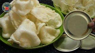जानिये आधा कप चावल में पचास पापड़ बनाने की Authentic रेसिपी - Seemas Smart Kitchen
