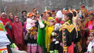 Dance in Krakal Kalash Chitral Part-1