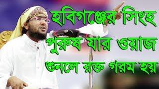 Bangla Waz 2017 হবিগঞ্জের সিংহ পুরুষ যার ওয়াজ শুনলে  রক্ত গরম হয় Maulana Shoaib Ahmed Ashrafi