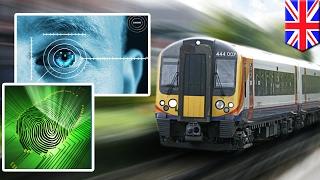 Future trains: British railways plan iris scans, tech advancements on smart trains - TomoNews