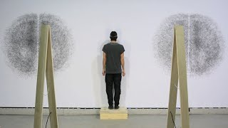 Tony Orrico, Penwald Drawings and CARBON series