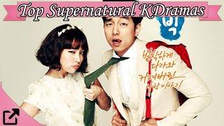 Top 20 Supernatural Korean Dramas 2016 (All The Time)