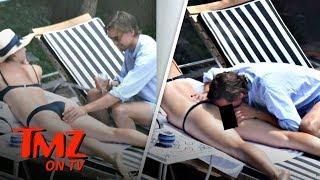 Maria Sharapova's Butt Gets Pampered by Boyfriend's Face | TMZ TV