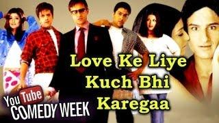 Love Ke Liye Kuch Bhi Karega (2001) - Hindi Comedy Movie - Saif Ali Khan,Fardeen,Sonali,Twinkle