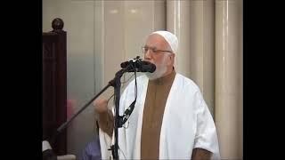 الشيخ عمر عبد الكافي يتكلم عن الطلق