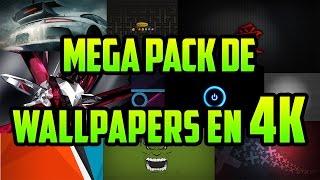 DESCARGA LOS MEJORES WALLAPERS HD Y 4K DEL 2016 GRATIS MEGAPACK