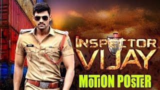 Inspector Vijay (Kavacham) 2019 Motion Poster | Bellamkonda Sreenivas, Kajal Aggarwal