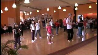 Tanzschule Balsano - Nick Spieltag 2010 - iCarly Choreographie