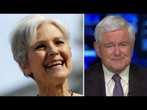 Gingrich Stein represents nut wing of American politics
