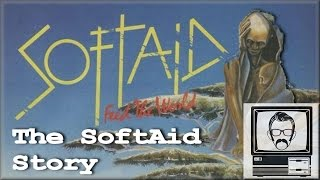 Softaid Story - The Video Game Version of Bandaid | Nostalgia Nerd