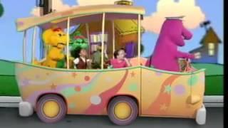 Barney's Adventure Bus  full epsode
