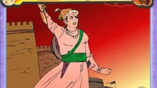 History - Class 4 - Shivaji's Childhood (शिवरायांचे बालपण)