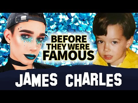 JAMES CHARLES | Before They Were Famous | Morphe