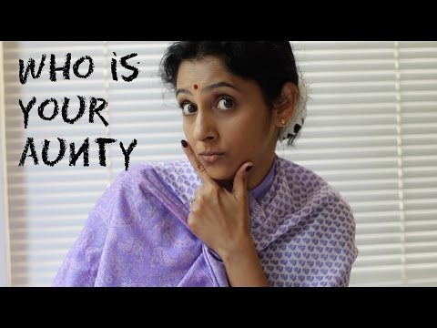 Sailaja Talkies | Different types of aunties