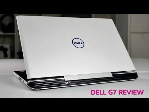 Dell G7 Six Cores GTX 1060 Max Q. Best Value Gaming Notebook