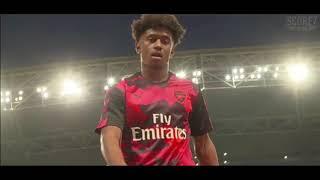 Reiss Nelson-Arsenal Wonderkid😱