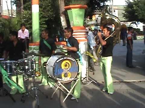 banda diamante de Tixtla de Guerrero