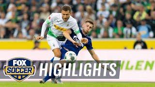Borussia Monchengladbach vs. FC Schalke 04 | 2019 Bundesliga Highlights