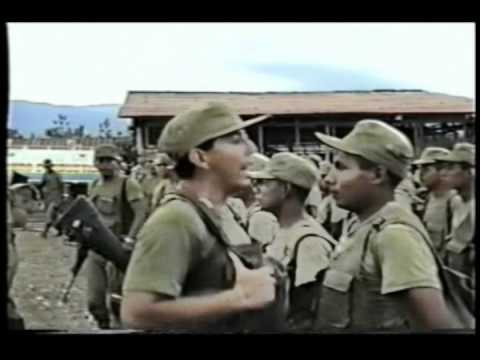 CAMPAÑA MILITAR DEL ALTO CENEPA 1995 BATALLONES DE TARAPOTO