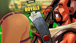 HE CANT HANDLE THE BOOTY (Fortnite Battle Royale)