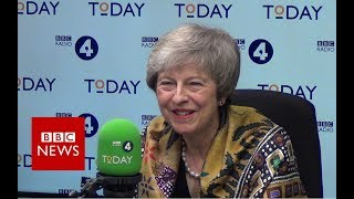 Full Interview: Prime Minister Theresa May  - BBC News